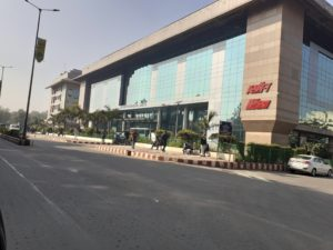 33000 sq ft Office Space for lease in Saket District Center
