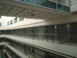 8500 sqft office on rent in Saket