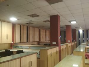 30,000 sqft commercial office space in GK-2