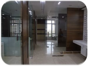 2000 sq ft Furnished Office on Lease at Rajendra Place