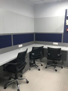 Small Furnished Office Space at DLF Commercial Tower, Moti Nagar