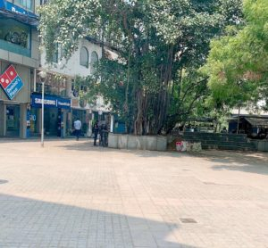 6000 sq ft building for lease in Vasant Vihar