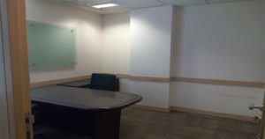 15000 sq ft Furnished Office Space for lease in Saket District Center