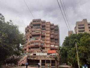 1500 sq ft Furnished Office for lease in Bhikaji Cama Place