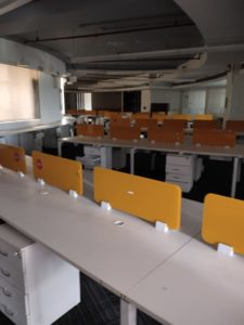Efficiently Furnished Office Space in Statesman House, Connaught Place
