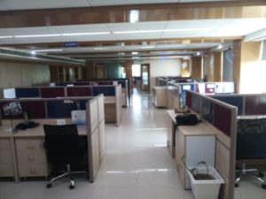 14000 sq ft Furnished Office Space for lease in Dwarka, Delhi