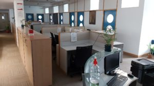 5000 sq ft Furnished Office Space for lease in Dwarka, Delhi
