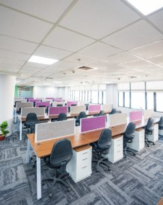7000 sq ft Plug n Play Office Space for Lease in Udyog Vihar, Gurgaon