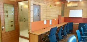 1400 sq ft Furnished Office Space for Rent in Netaji Subhash Place